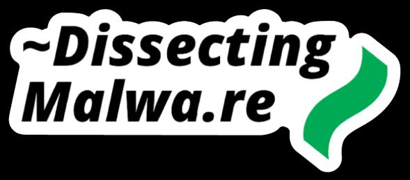 DissectingMalwa.re Logo